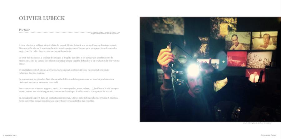 Urbanoscope - Un langage pour voir 2 | art-cade*