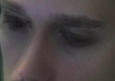 Oeil, 2020, vidéo. © Kévin Cardesa & Aurélien Meimaris| art-cade*