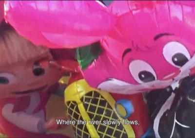 Léa Laforest, Homeland, 2019, vidéo, 8'28, capture d'écran | art-cade*