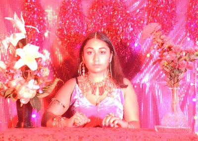 Silina Syan, Pink Paradise, 2018, vidéo, son, couleur, 9min54 © Silina Syan | art-cade*